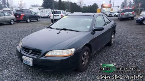 1998 Honda Accord for sale in Bothell, WA