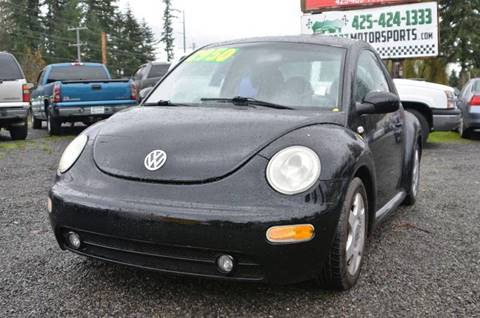 2001 Volkswagen New Beetle for sale in Bothell, WA