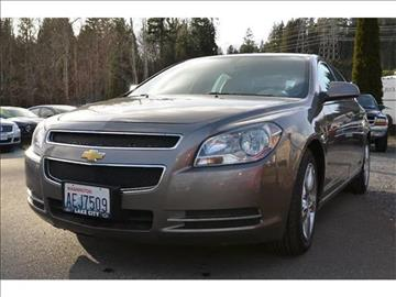 2010 Chevrolet Malibu for sale in Bothell, WA