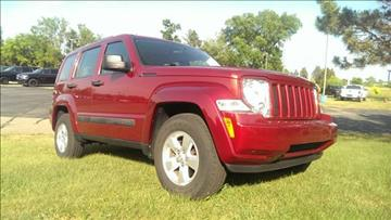 2012 Jeep Liberty for sale in Marshall, MI