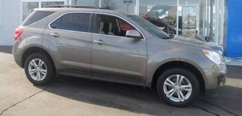 2012 Chevrolet Equinox for sale in Marshall, MI
