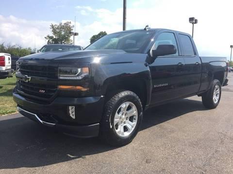 2018 Chevrolet Silverado 1500 for sale in Marshall, MI