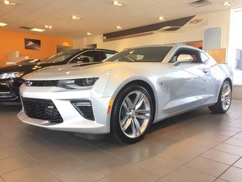 2018 Chevrolet Camaro for sale in Marshall, MI