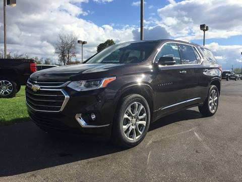 2018 Chevrolet Traverse for sale in Marshall, MI
