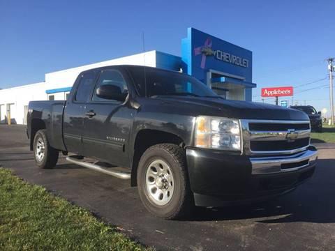 2010 Chevrolet Silverado 1500 for sale in Marshall, MI