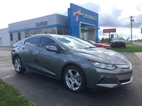 2018 Chevrolet Volt for sale in Marshall, MI