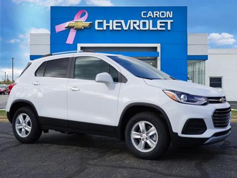 2018 Chevrolet Trax for sale in Marshall, MI