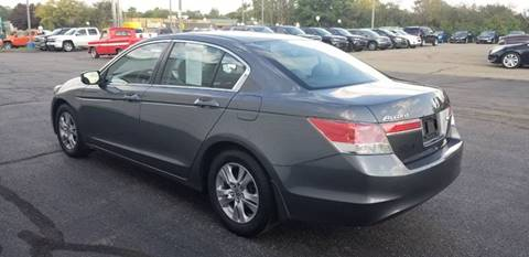 2012 Honda Accord For Sale In Marshall, MI