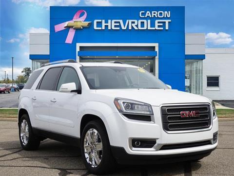 2017 GMC Acadia Limited for sale in Marshall, MI