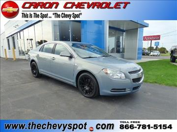 2008 Chevrolet Malibu for sale in Marshall, MI