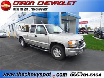 2007 GMC Sierra 1500 Classic for sale in Marshall, MI