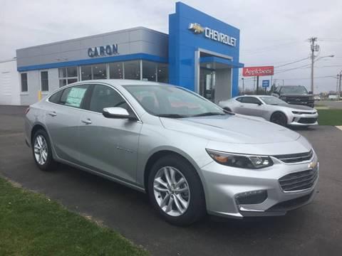 2017 Chevrolet Malibu for sale in Marshall, MI