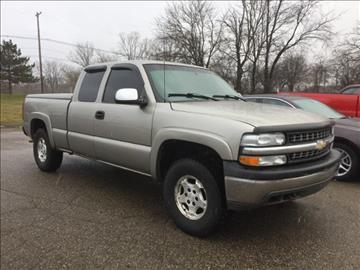 2000 Chevrolet Silverado 1500 for sale in Marshall, MI