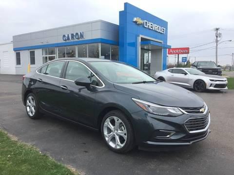 2017 Chevrolet Cruze for sale in Marshall, MI