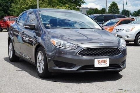 2015 Ford Focus for sale in South Portland, ME
