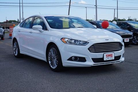 2013 Ford Fusion for sale in South Portland, ME