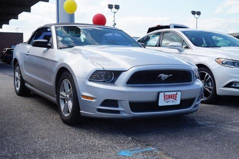 2013 Ford Mustang for sale in South Portland, ME