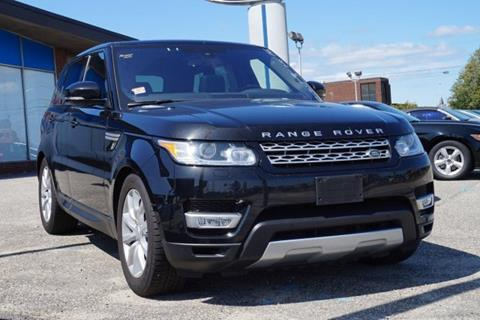2016 Land Rover Range Rover Sport for sale in South Portland ME