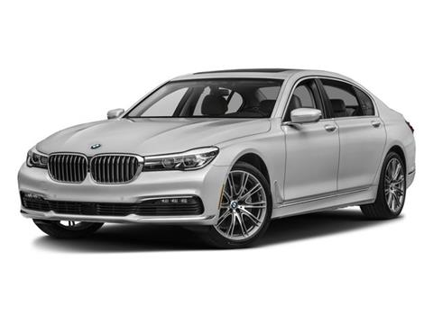 2017 BMW 7 Series for sale in South Portland ME