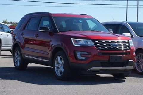 2017 Ford Explorer for sale in South Portland ME