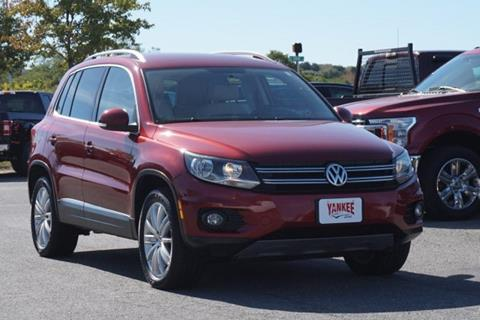 2012 Volkswagen Tiguan for sale in South Portland, ME
