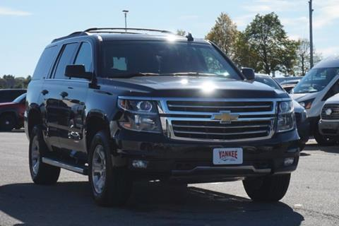 2015 Chevrolet Tahoe for sale in South Portland, ME
