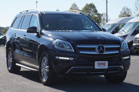 2013 Mercedes-Benz GL-Class for sale in South Portland, ME