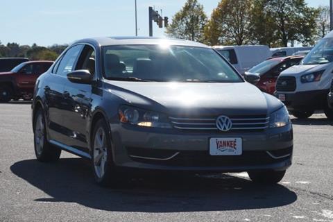 2012 Volkswagen Passat for sale in South Portland, ME