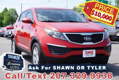 2013 Kia Sportage For Sale In South Portland, ME