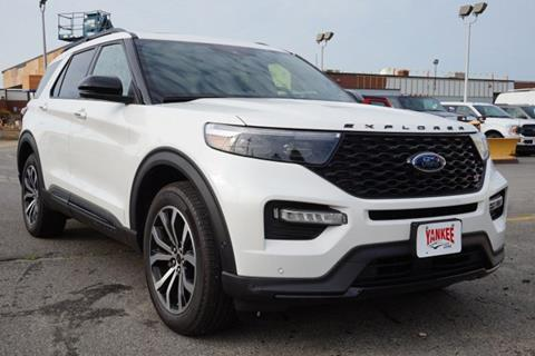2020 Ford Explorer for sale in South Portland, ME
