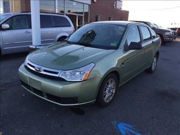 2008 Ford Focus for sale in South Portland, ME