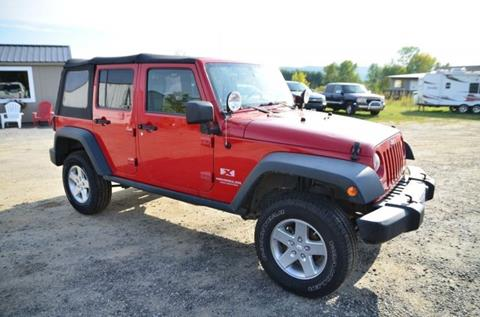 2009 Jeep Wrangler Unlimited for sale in Rockland, ME