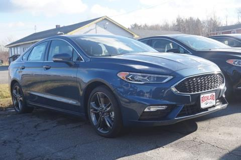 2018 Ford Fusion for sale in Rockland, ME