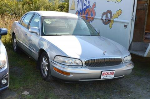 2001 Buick Park Avenue for sale in Rockland, ME