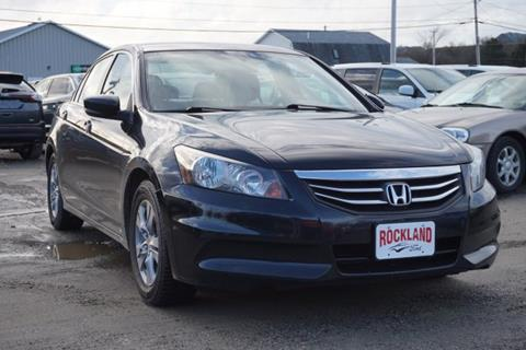2011 Honda Accord for sale in Rockland, ME