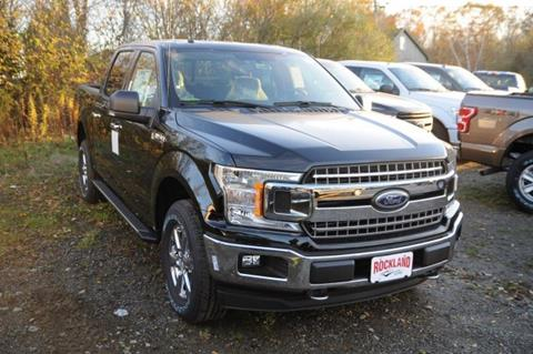 2018 Ford F-150 for sale in Rockland, ME
