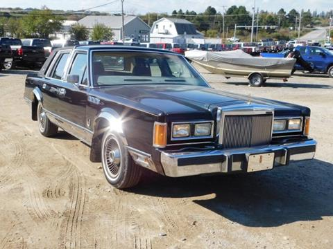 Used Lincoln Town Car For Sale In Maine Carsforsale Com