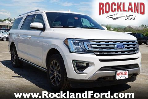 2019 Ford Expedition MAX for sale in Rockland, ME