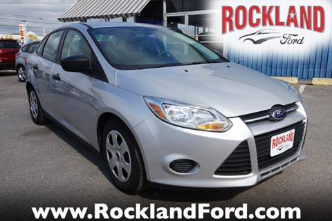 2014 Ford Focus for sale in Rockland, ME