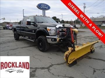 2015 Ford F-350 Super Duty for sale in Rockland, ME