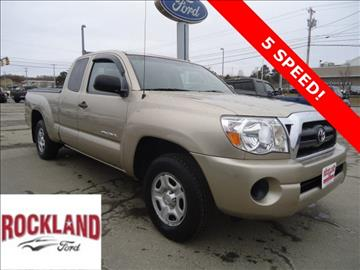 2006 Toyota Tacoma for sale in Rockland, ME