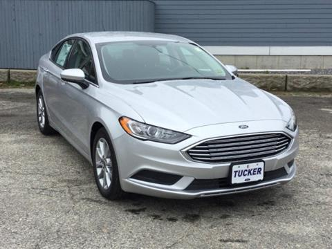 2017 Ford Fusion for sale in Brunswick, ME