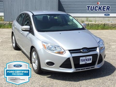 2013 Ford Focus for sale in Brunswick, ME