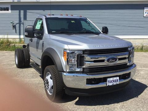 2017 Ford F-450 Super Duty for sale in Brunswick, ME