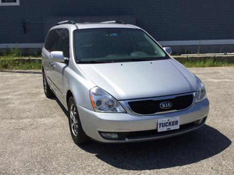 2014 Kia Sedona for sale in Brunswick, ME