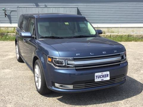 2018 Ford Flex for sale in Brunswick, ME