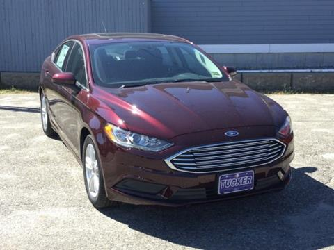2018 Ford Fusion for sale in Brunswick, ME