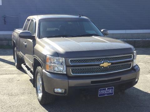 2012 Chevrolet Silverado 1500 for sale in Brunswick, ME
