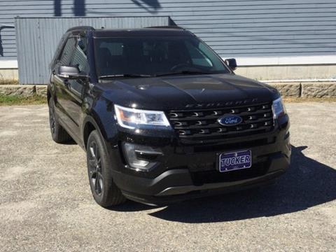 2017 Ford Explorer for sale in Brunswick, ME