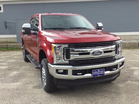 2017 Ford F-350 Super Duty for sale in Brunswick, ME